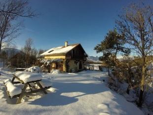 location de chalet dans les Hautes-Alpes