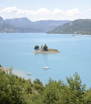 Location proche du Lac de Serre Poncon