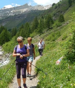 Séjour Randonnée dans les Alpes du Sud
